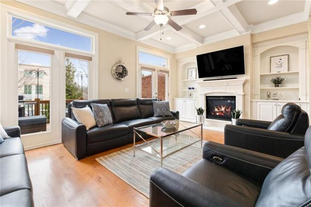 131 Alderwood Hill #0, Atlanta, GA 30328 (MLS #6128961) :: Kennesaw Life Real Estate