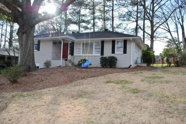 212 Normandy Drive SW, Marietta, GA 30064 (MLS #6129256) :: North Atlanta Home Team