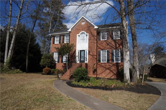 2117 Gatwick Drive, Lawrenceville, GA 30043 (MLS #6129415) :: The Zac Team @ RE/MAX Metro Atlanta