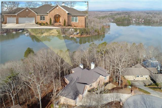 6462 Waterscape Ridge, Gainesville, GA 30506 (MLS #6501583) :: Hollingsworth & Company Real Estate