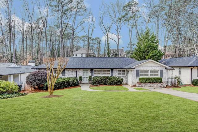 4600 Dalmer Road, Atlanta, GA 30342 (MLS #6501687) :: The Zac Team @ RE/MAX Metro Atlanta
