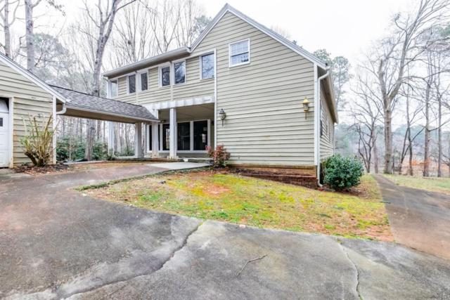 5178 SW West Shore Drive SW, Conyers, GA 30094 (MLS #6501940) :: The Cowan Connection Team