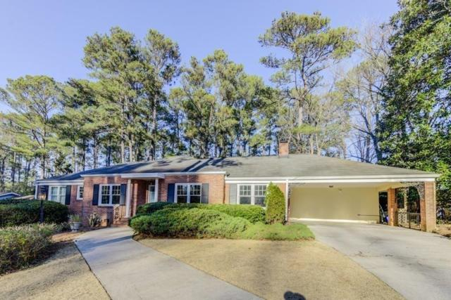 2086 Fairwood Lane NE, Atlanta, GA 30345 (MLS #6502444) :: The Zac Team @ RE/MAX Metro Atlanta