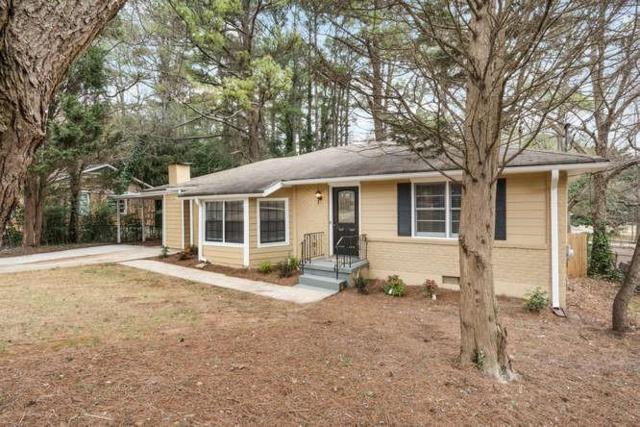 1191 North Valley Brook Road, Decatur, GA 30033 (MLS #6502872) :: The Zac Team @ RE/MAX Metro Atlanta