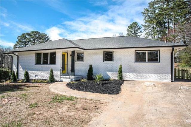 1912 Capri Drive, Decatur, GA 30032 (MLS #6503168) :: The Zac Team @ RE/MAX Metro Atlanta