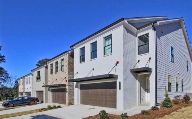 1012 Rohner Way #45, Smyrna, GA 30080 (MLS #6503263) :: RE/MAX Paramount Properties