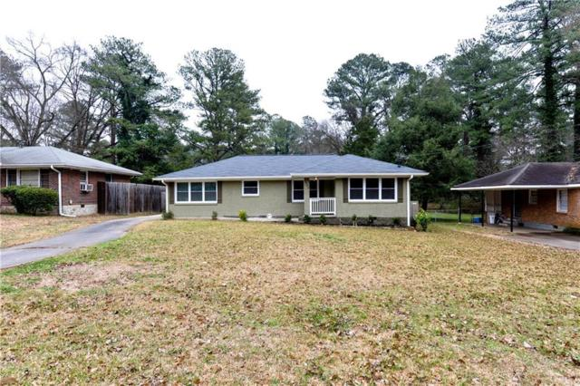 1984 S Columbia Place, Decatur, GA 30032 (MLS #6503278) :: The Cowan Connection Team