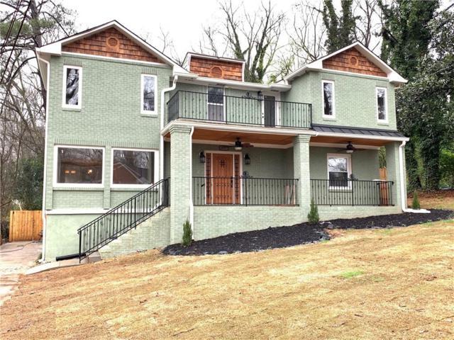 827 SW Rochelle Drive SW, Atlanta, GA 30310 (MLS #6503775) :: North Atlanta Home Team