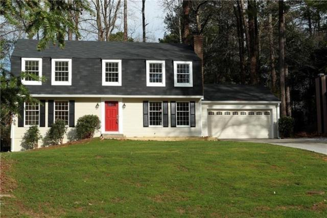 130 Hillside Lane, Roswell, GA 30076 (MLS #6503794) :: The Hinsons - Mike Hinson & Harriet Hinson