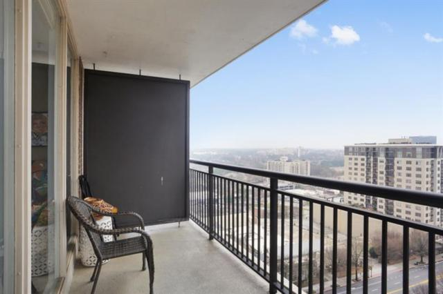 620 Peachtree Street NE #2009, Atlanta, GA 30308 (MLS #6504696) :: The Zac Team @ RE/MAX Metro Atlanta