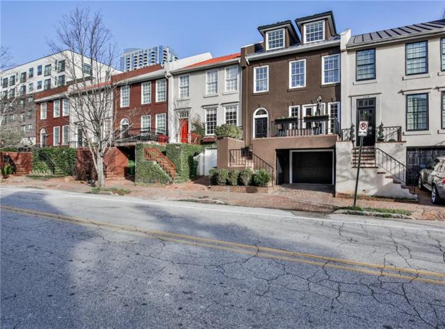 166 5th Street NE, Atlanta, GA 30308 (MLS #6504960) :: The Cowan Connection Team