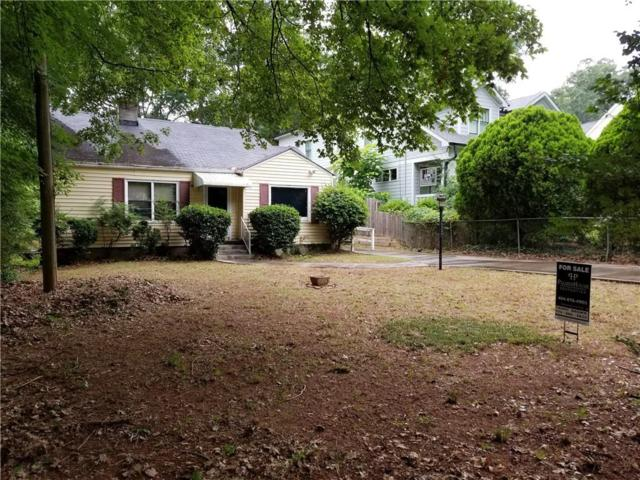 439 E Pharr Road, Decatur, GA 30030 (MLS #6505289) :: North Atlanta Home Team