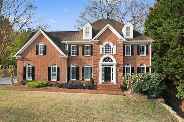 4420 Quail Ridge Way, Peachtree Corners, GA 30092 (MLS #6505299) :: Kennesaw Life Real Estate