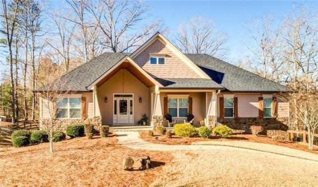 205 Heritage Creek Trail, Ball Ground, GA 30107 (MLS #6505692) :: The Cowan Connection Team