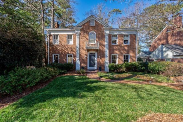 1698 Johnson Road, Atlanta, GA 30306 (MLS #6505700) :: KELLY+CO