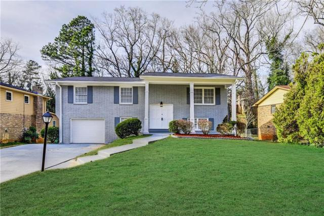 2285 Emerald Castle Drive, Decatur, GA 30035 (MLS #6505777) :: The Zac Team @ RE/MAX Metro Atlanta