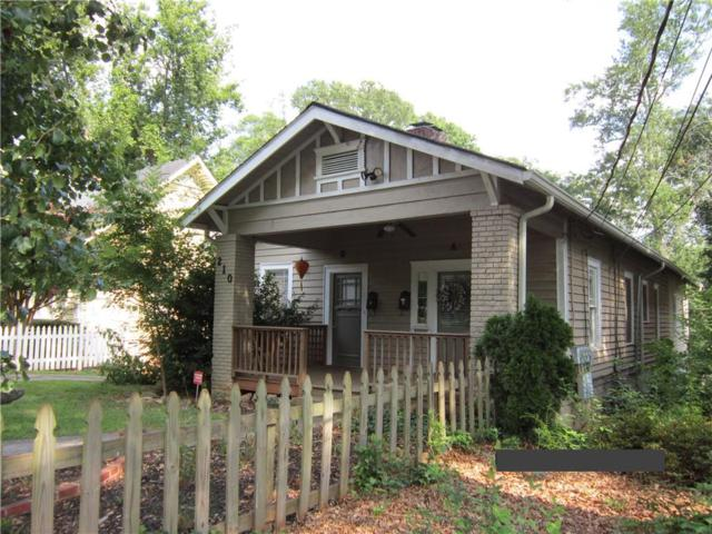 210 Evans Drive, Decatur, GA 30030 (MLS #6506549) :: The Zac Team @ RE/MAX Metro Atlanta