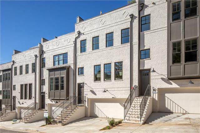 1801 Huntington Hills Lane NW, Atlanta, GA 30309 (MLS #6506758) :: The Heyl Group at Keller Williams