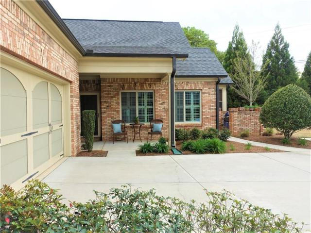 120 Chastain Road NW #404, Kennesaw, GA 30144 (MLS #6507378) :: The Hinsons - Mike Hinson & Harriet Hinson