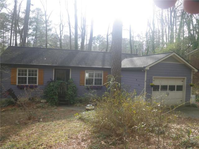 1486 Shadowbrook Dr. Drive, Marietta, GA 30062 (MLS #6507922) :: Iconic Living Real Estate Professionals