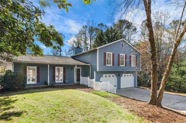 4240 Doisy Court NE, Marietta, GA 30066 (MLS #6507929) :: The Zac Team @ RE/MAX Metro Atlanta