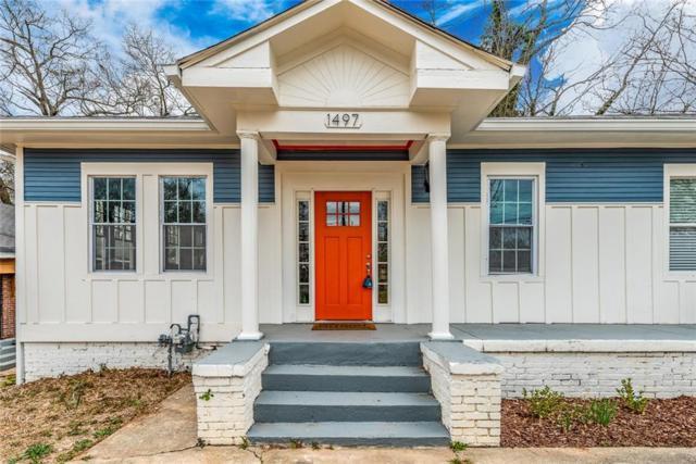 1497 Rogers Avenue SW, Atlanta, GA 30310 (MLS #6508172) :: RE/MAX Prestige
