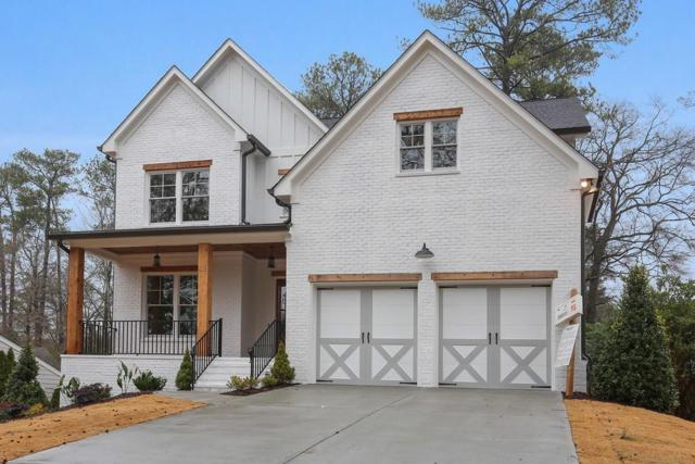 2743 N Thompson Road NE, Brookhaven, GA 30319 (MLS #6508950) :: The Zac Team @ RE/MAX Metro Atlanta