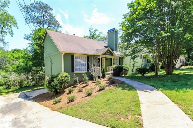 2761 Knollberry Lane, Decatur, GA 30034 (MLS #6509144) :: RE/MAX Paramount Properties