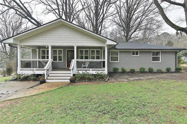1050 N N Hills Drive E, Decatur, GA 30033 (MLS #6509265) :: The Zac Team @ RE/MAX Metro Atlanta