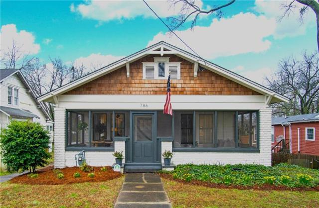 786 Holmes Street NW, Atlanta, GA 30318 (MLS #6509529) :: The Zac Team @ RE/MAX Metro Atlanta