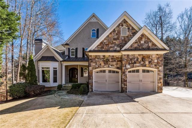 4110 Royal Pennon Court, Peachtree Corners, GA 30092 (MLS #6510342) :: The Cowan Connection Team