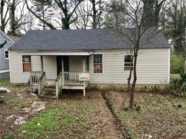 1019 Lawton Street SW, Atlanta, GA 30310 (MLS #6510401) :: The Zac Team @ RE/MAX Metro Atlanta