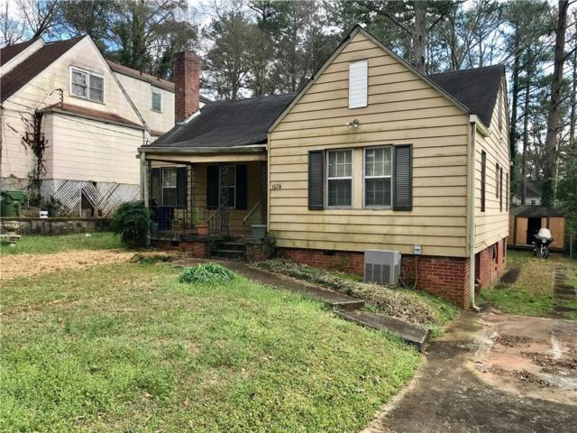 1674 Richland Road SW, Atlanta, GA 30311 (MLS #6510898) :: RE/MAX Prestige