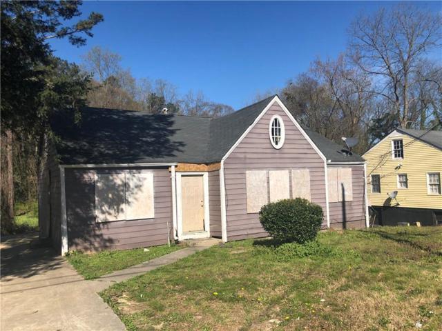 556 Elmwood Road NW, Atlanta, GA 30318 (MLS #6511048) :: The North Georgia Group