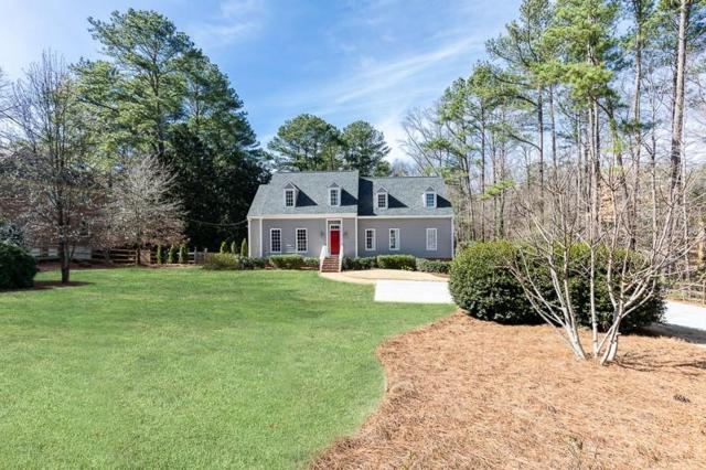 4590 Woodland Brook Drive SE, Atlanta, GA 30339 (MLS #6511075) :: The North Georgia Group