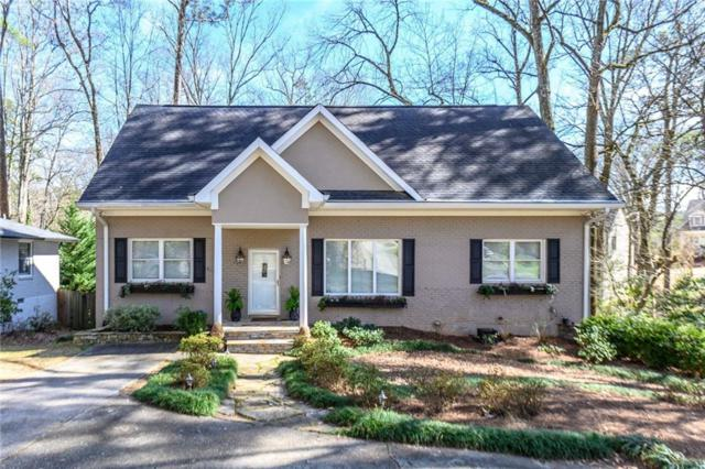 2681 Green Meadows Lane NE, Brookhaven, GA 30319 (MLS #6511174) :: Todd Lemoine Team