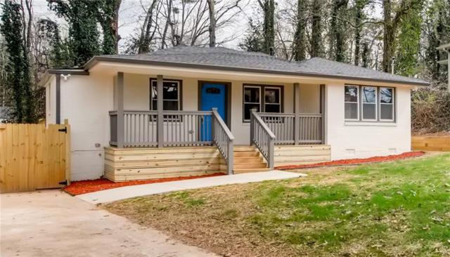 2362 Marion Circle, Decatur, GA 30032 (MLS #6511255) :: The Zac Team @ RE/MAX Metro Atlanta