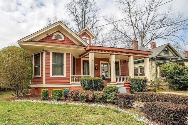669 Grady Place SW, Atlanta, GA 30310 (MLS #6511592) :: The Cowan Connection Team