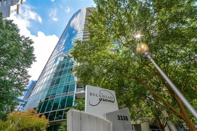 3338 Peachtree Road NE #3302, Atlanta, GA 30326 (MLS #6512588) :: North Atlanta Home Team
