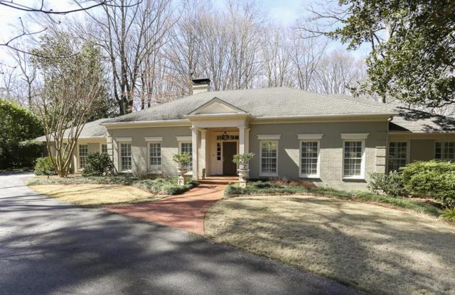 3620 Paces Valley Road NW, Atlanta, GA 30327 (MLS #6513030) :: RE/MAX Paramount Properties