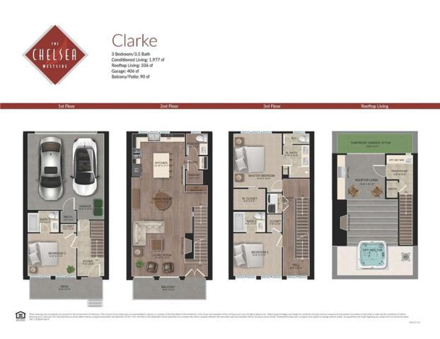 1224 Chelsea Circle NW #38, Atlanta, GA 30318 (MLS #6513975) :: Iconic Living Real Estate Professionals