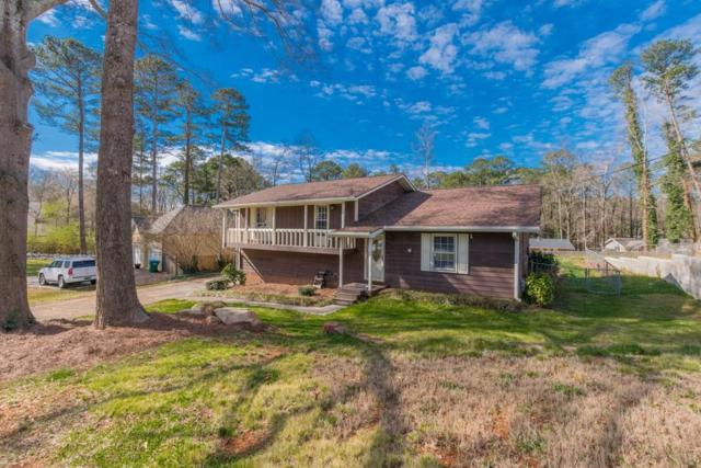 1875 Lake Lucerne Road SW, Lilburn, GA 30047 (MLS #6514450) :: The Zac Team @ RE/MAX Metro Atlanta