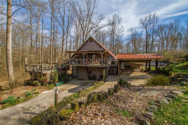 151 Concord Drive, Dawsonville, GA 30534 (MLS #6514486) :: North Atlanta Home Team