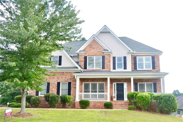 778 Grand Ivey Place, Dacula, GA 30019 (MLS #6514580) :: The North Georgia Group