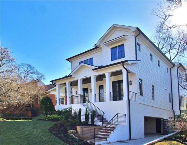 649 Elmwood Drive NE, Atlanta, GA 30306 (MLS #6515007) :: RE/MAX Prestige
