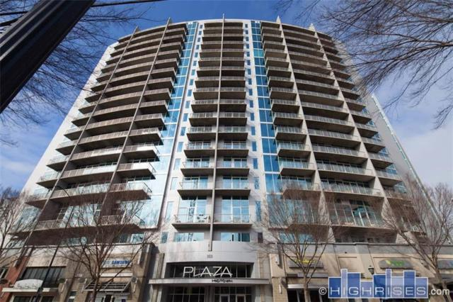 44 Peachtree Place NW #622, Atlanta, GA 30309 (MLS #6516185) :: RE/MAX Paramount Properties