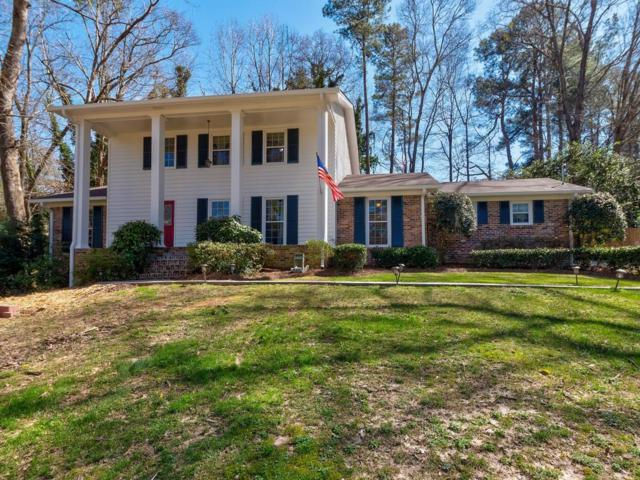 2062 Street Deville NE, Atlanta, GA 30345 (MLS #6516424) :: The Hinsons - Mike Hinson & Harriet Hinson