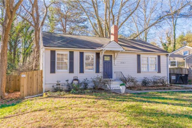 1641 Cecile Avenue, Atlanta, GA 30316 (MLS #6516555) :: RE/MAX Prestige
