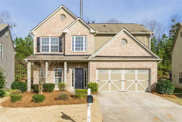 440 Crestmont Lane, Canton, GA 30114 (MLS #6516584) :: The Zac Team @ RE/MAX Metro Atlanta