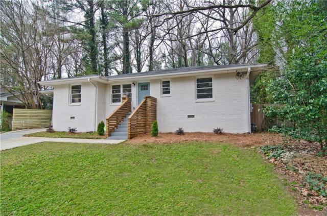 1174 Willivee Drive, Decatur, GA 30033 (MLS #6516617) :: The Zac Team @ RE/MAX Metro Atlanta